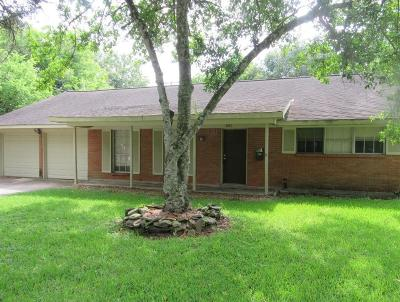 Alvin Single Family Home For Sale: 1011 Kost Road