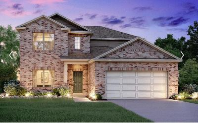 Katy TX Single Family Home For Sale: $264,875