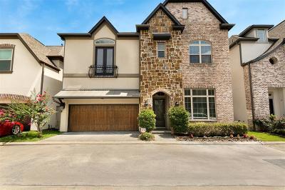 Houston Single Family Home For Sale: 8510 N Rose Terrace Lane
