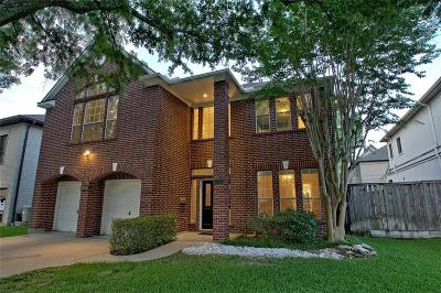 Bellaire Single Family Home For Sale: 1014 Howard Lane