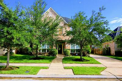 Sugar Land Single Family Home For Sale: 5223 Pebble Bluff Lane
