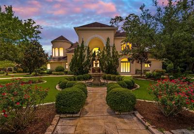 Spring Single Family Home For Sale: 6603 Butler Oaks Court