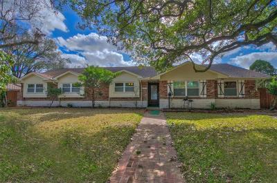 Houston Single Family Home For Sale: 5829 Reamer Street