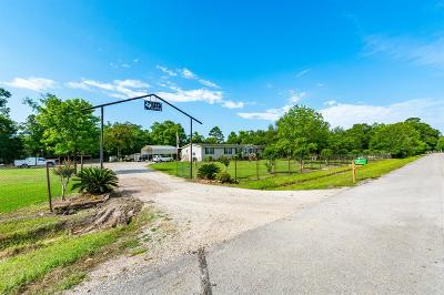 Crosby Single Family Home For Sale: 5202 Melanie Lane