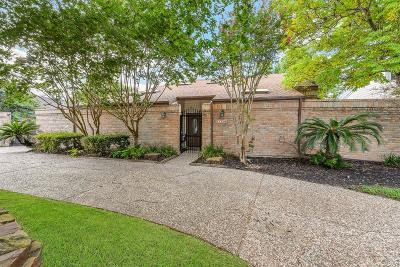 Houston Single Family Home For Sale: 11506 Lakeside Place Drive