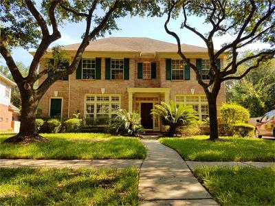 Sugar Land Single Family Home For Sale: 17310 Lantana