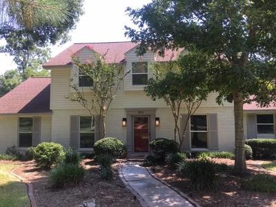 Friendswood Single Family Home For Sale: 512 S Shadowbend Avenue