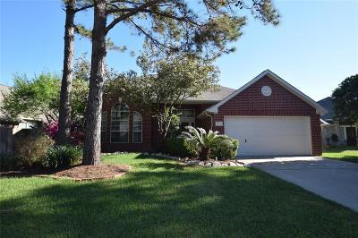 Houston Single Family Home For Sale: 18502 Eden Trails Lane