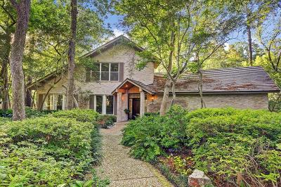 Houston Single Family Home For Sale: 410 Tecumseh Lane