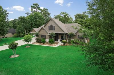 Huffman Single Family Home For Sale: 26807 Crossroads Trail