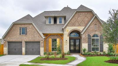 Katy Single Family Home For Sale: 23611 Timbarra Circle