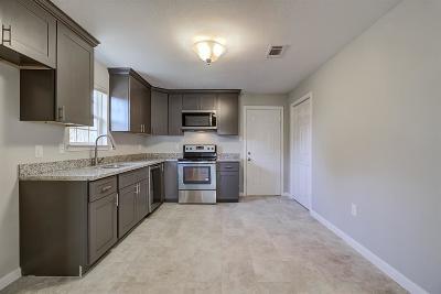 Houston Single Family Home For Sale: 4737 Mallow Street