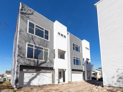 Houston Single Family Home For Sale: 3312 Pease Street #B
