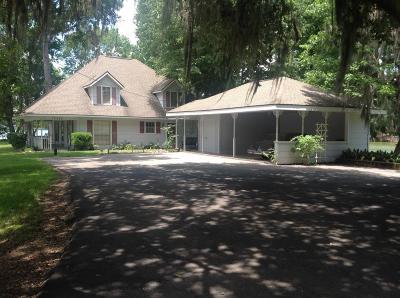 Polk County Single Family Home Pending: 192 Mimosa Point