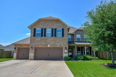 Pearland Single Family Home For Sale: 6106 Trout Court