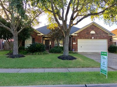 Sugar Land Single Family Home For Sale: 8615 Saratoga Drive