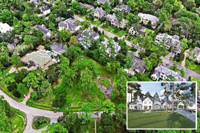 Houston Residential Lots & Land For Sale: 602 Saddlewood Lane