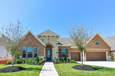 Brookshire Single Family Home For Sale: 30618 Indigo Falls