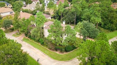 The Woodlands Single Family Home For Sale: 36 Golden Scroll Circle