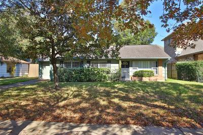 Bellaire Rental For Rent: 4714 Wedgewood Drive
