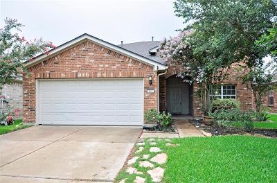 Rosenberg Single Family Home For Sale: 846 Sunshine Medley Lane
