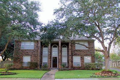 Sugar Land Single Family Home For Sale: 3814 Bratton Street