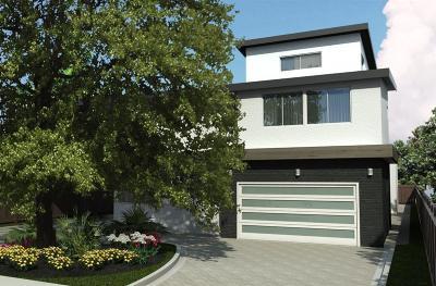 Houston TX Single Family Home For Sale: $1,295,000