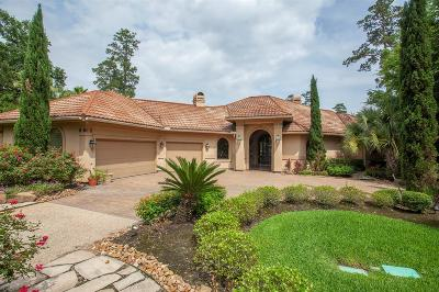 The Woodlands Single Family Home For Sale: 3 E Legacy Point Circle