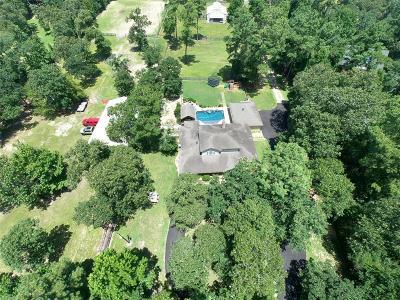 Magnolia Single Family Home For Sale: 25407 Holly Oaks Court