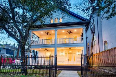 Houston Single Family Home For Sale: 701 Welch Street
