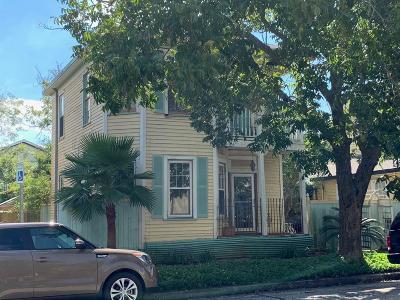 Galveston Single Family Home For Sale: 2025 Avenue O