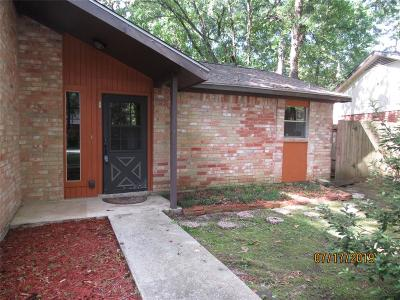 The Woodlands Single Family Home For Sale: 19 E Woodtimber Court E
