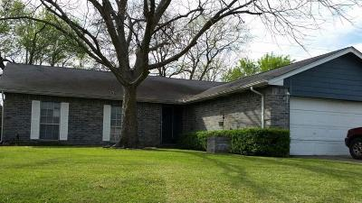 Channelview Single Family Home For Sale: 1315 Pennygent Lane
