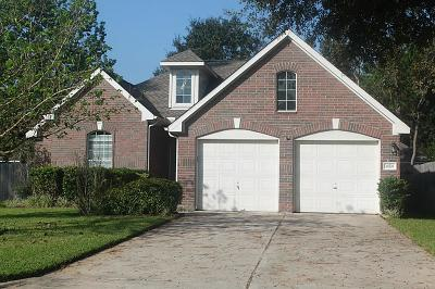 Kingwood Single Family Home For Sale: 19203 Kristen Pine Drive