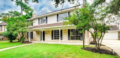 Spring Single Family Home For Sale: 16111 Southampton Drive