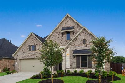 Katy Single Family Home For Sale: 6806 Pioneer Trail