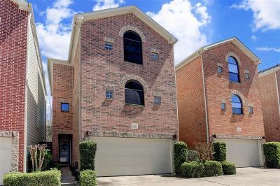 Houston Single Family Home For Sale: 9809 Cynthia Ann Court