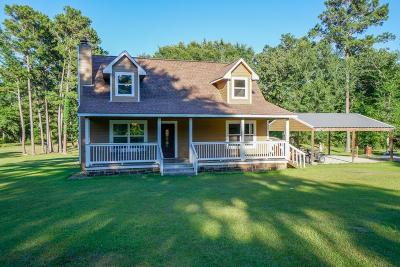 Waller Single Family Home For Sale: 30806 Jeff Smith Road