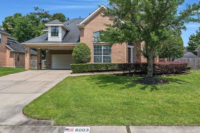 Kingwood Single Family Home Pending: 6003 Shady Birch Hollow