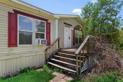 Alvin Single Family Home For Sale: 3175 Fm 1462 Road