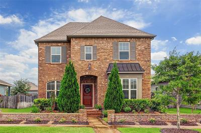 Cypress Single Family Home For Sale: 17023 Apple River Drive