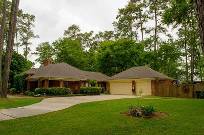 Tomball Single Family Home For Sale: 11210 Rusty Pine Lane
