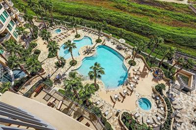Galveston Mid/High-Rise For Sale: 801 E Beach Drive #TW0806