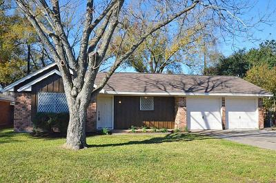 Katy Single Family Home For Sale: 817 Shetland Lane