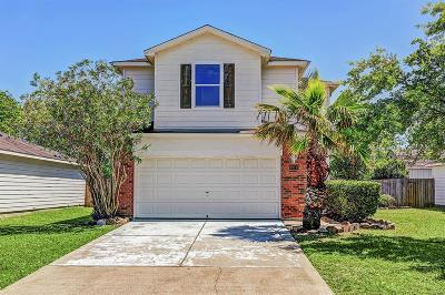 Texas City Single Family Home For Sale: 1916 Redfish Drive