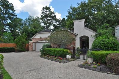 Kingwood Single Family Home For Sale: 1306 Avon Way
