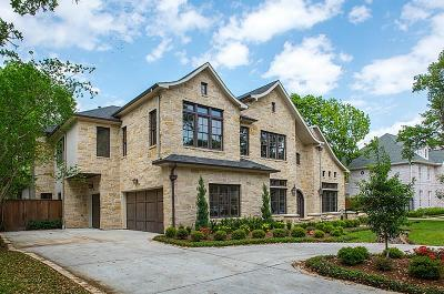 Tanglewood Single Family Home For Sale: 6114 Riverview Way