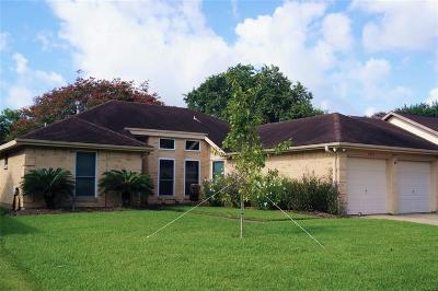 Galveston County, Harris County Single Family Home For Sale: 6502 Fairbourne Drive
