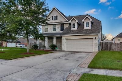 Dickinson Single Family Home For Sale: 101 Avery Springs Lane