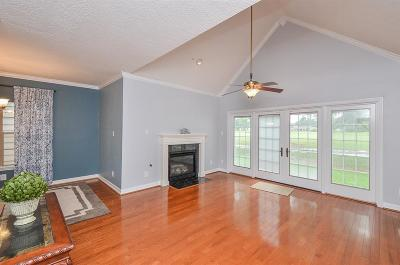 Houston Single Family Home For Sale: 7635 Ameswood Road